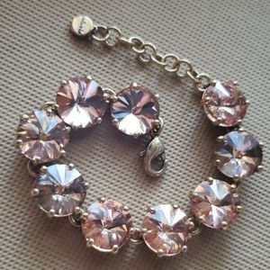 Stella & Dot Sparkling Crystal Bracelet